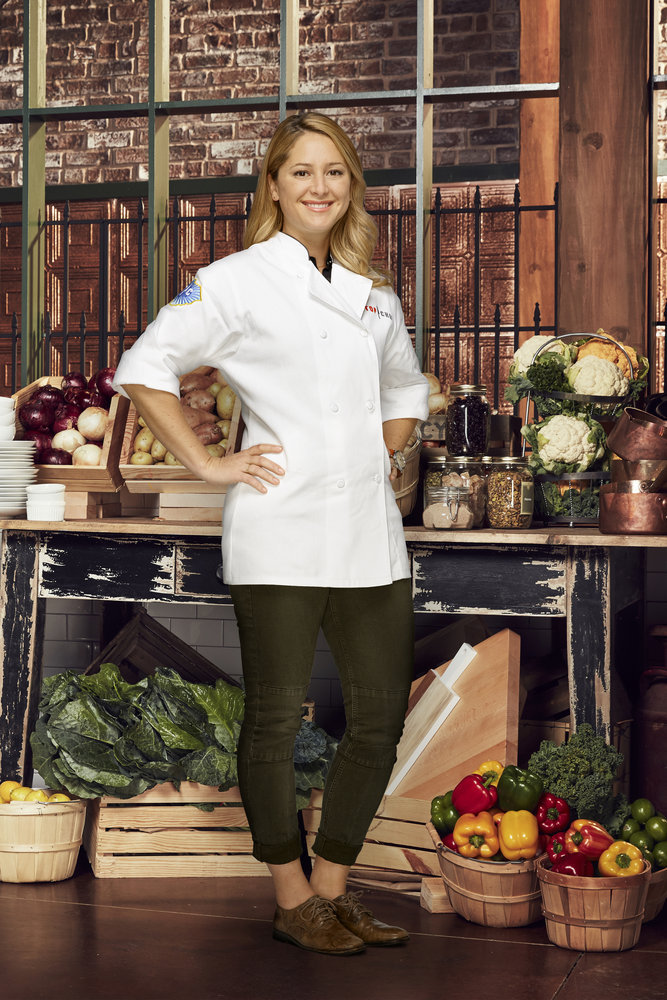 All Top Chef: Chef Jen Carroll Featured in New Bravo Show |Hot Top Chef