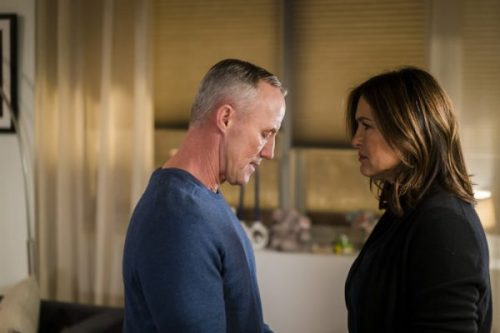 Law & Order: SVU Season 18 Recap: Episode 8 - Chasing Theo