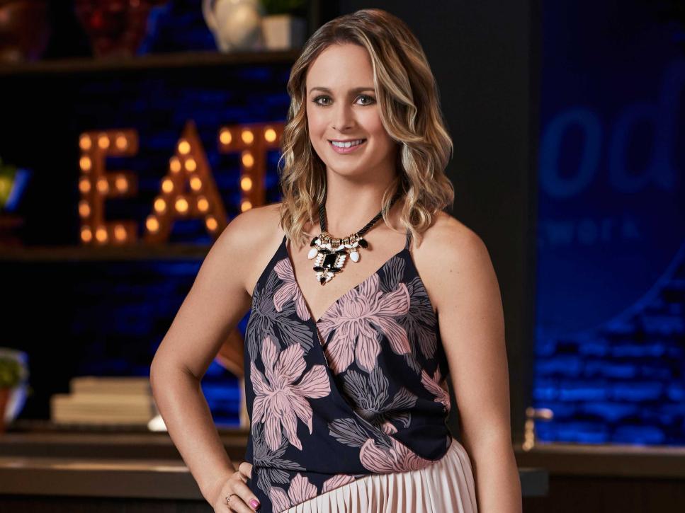 Food Network Star Amy Pottinger