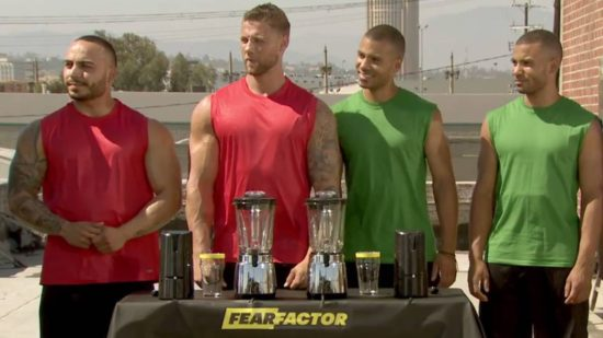 These Fear Factor Contestants Had Better Have Strong Gag