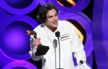 DESERVES THE OSCAR: Timothée Chalamet Dabs, Nearly Slips, And Delivers The Most Endearing Acceptance Speech