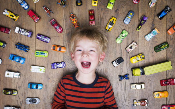 3 Benefits of Toy Cars in Toddlers for Child Development